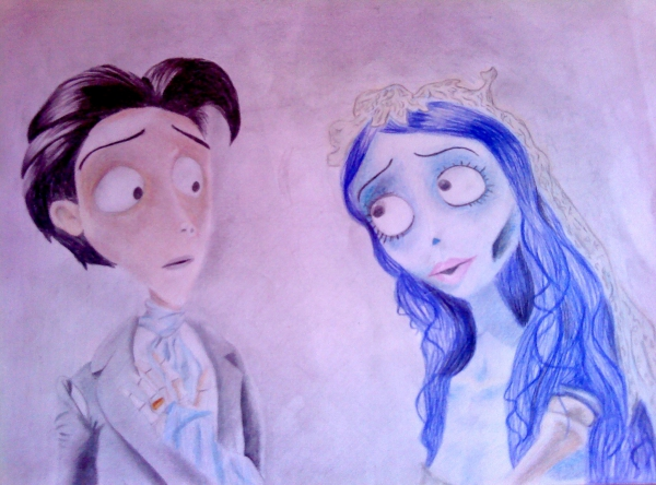 Corpse Bride by rolie
